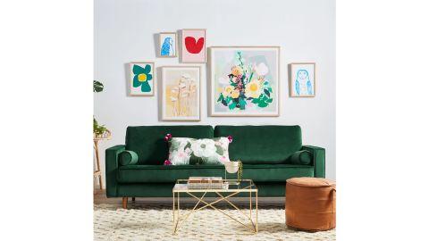 Lark Square Arm Sofa