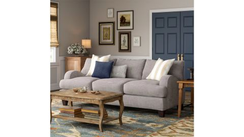 Somerville 93 Sofa with Reversible Cushions