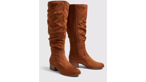 Lane Bryant Dream Cloud Slouch Tall Boot