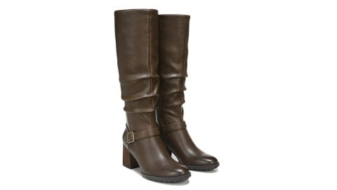 Naturalizer Soul Frost Wide-Calf Tall Boot.