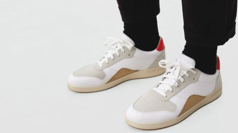 ReLeather Court Sneakers