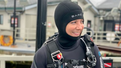 Jenn Dianto Kemmerly, VP of the Global Ocean Initiatives at the Monterey Bay Aquarium
