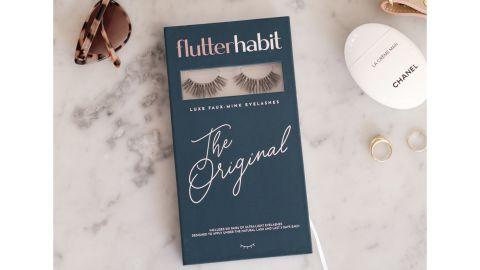 Flutterhabit The Original Luxe Faux-Mink Eyelashes