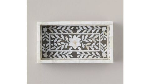 Terrain Mother of Pearl Inlay Tray