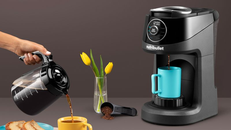 Nutribullet just launched its first coffee maker — is it worth it? | CNN Underscored