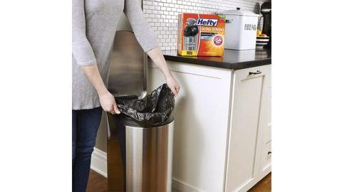 Thick ultra strong tall kitchen trash bag
