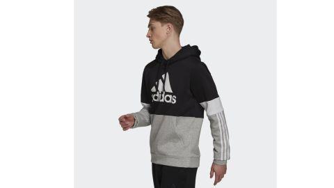 Essentials Fleece Colorblock Sweatshirt