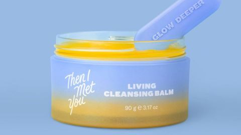 So I Met You Living Living Cleansing Balm