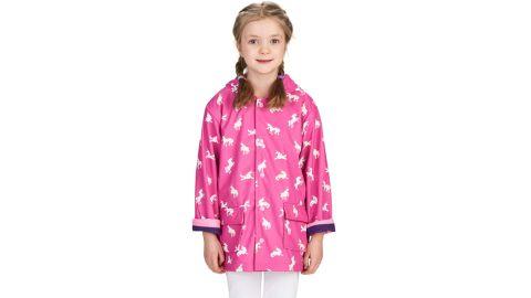 Hatley Kids Colour Changing Raincoat