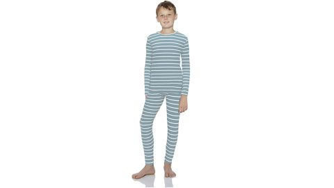 Rocky Thermal Underwear for Boys Kids Thermals Base Layer Long John Set