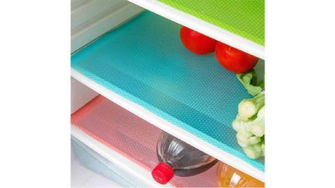Seaped Refrigerator Mat, 5-Pack