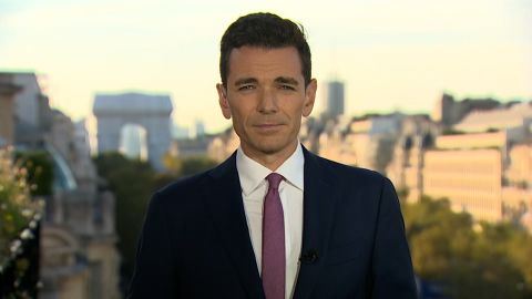 President Joe Biden spoke for the first time on September 22 with French President Emmanuel Macron after a major diplomatic crisis shook the two longtime allies over a deal to equip Australia with nuclear-powered submarines. CNN's Cyril Vanier reports from Paris.