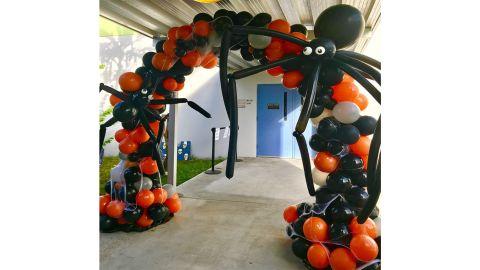 BONROPIN Halloween Balloon Garland Arch