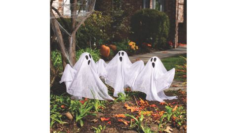 LED Ghost Yard Stakes