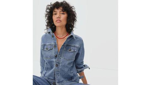Everlane The Modern Jean Jacket