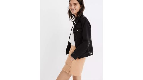Madewell The Jean Jacket in Lunar Wash