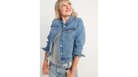 Old Navy Classic Jean Jacket for Women