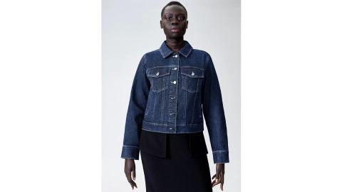 Universal Standard Kelsey Denim Jacket