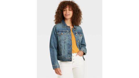 Universal Thread Women's Denim Jacket