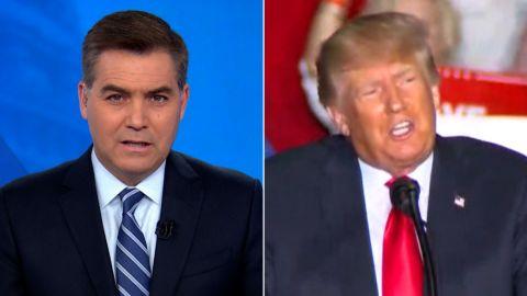 Acosta Trump split vpx