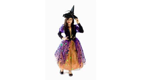 Monika Fashion World Witch Costume