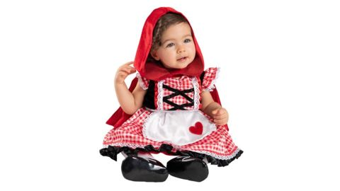 Baby L'il Red Riding Hood Costume