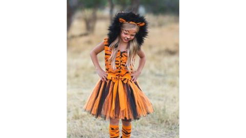 Wicked Boutique Halloween Tiger Costume