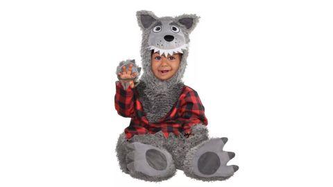 Amscan Baby Wolf Halloween Costume