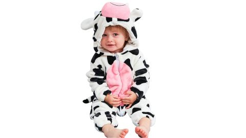 Michley Baby Cow Costume