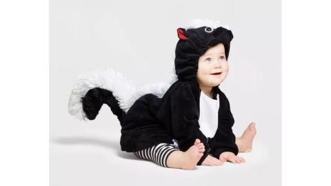Pullover Skunk Halloween Costume