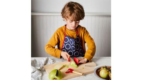 Le Petit Chef Knife Set and Kids Apron