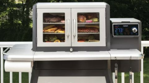 Cuisinart Clermont Pellet Grill and Smoker