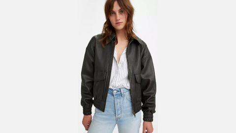 Levi's Henny Leather Jacket