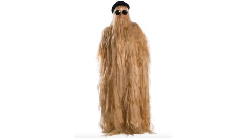 Cousin Itt Costume