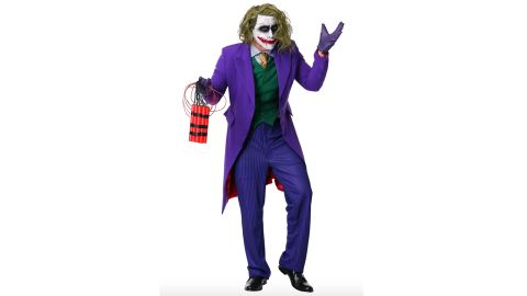 Grand Heritage DC Comics The Joker Costume