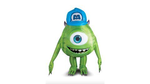 Monsters Inc Mike Wazowski Inflatable Costume