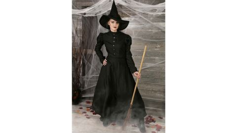 Women's Deluxe Witch's Costume