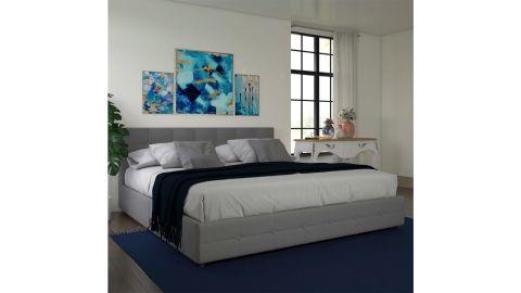 Winston Porter Houchins Low Profile Storage Platform Bed
