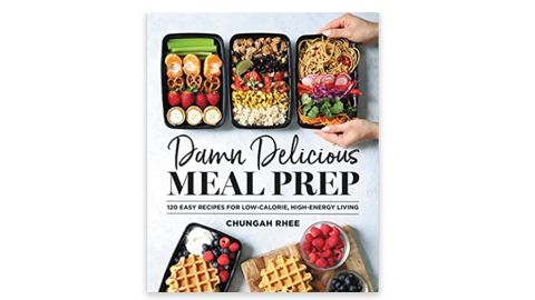 'Damn Delicious Meal Prep: 115 Easy Recipes for Low-Calorie, High-Energy Living' by Chungah Rhee