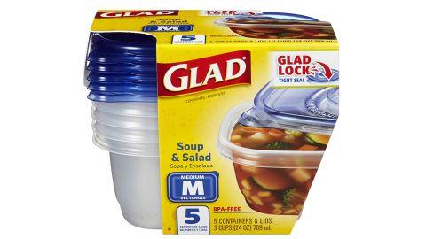 GladWare Everyday Use Medium Rectangle Storage Containers