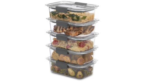Rubbermaid Brilliance BPA-Free Food Storage Container