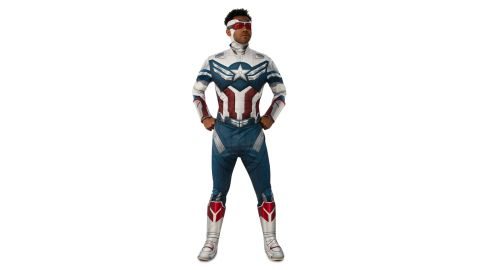 Captain America Deluxe Costume