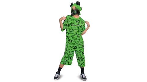 Green Billy Ilish Costume