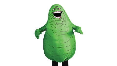 Inflatable Ghostbusters Slimer Costume