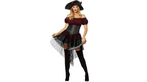 Lady of the Seas costume