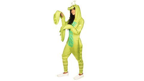 Women's prayer mantis costume