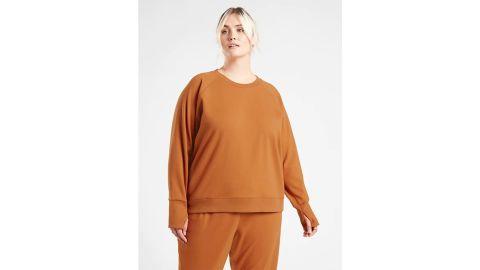 Athleta Triumph Crewneck Sweatshirt