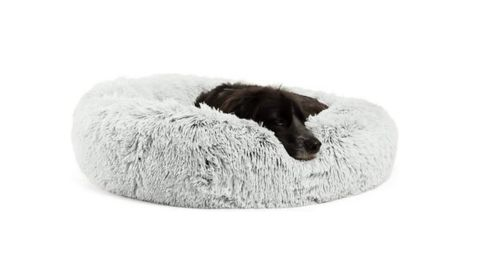 Best Friends by Sheri The Original Calming Shag Fur Donut Cuddler