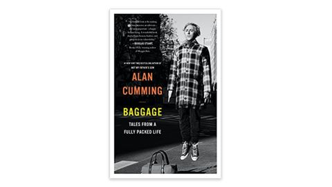 'Baggage: Tales from a Fully Packed Life' by Alan Cumming