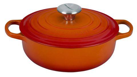 Le Creuset Enameled Cast Iron Signature Sauteuse Oven